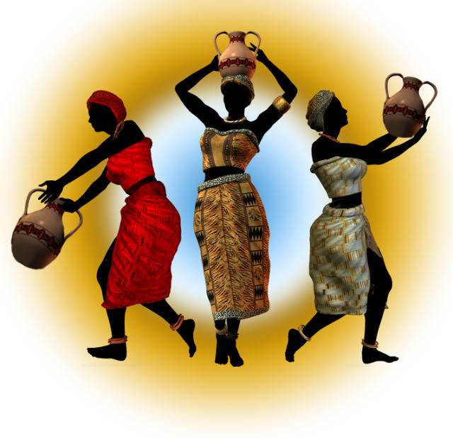 African Women - Divulgação