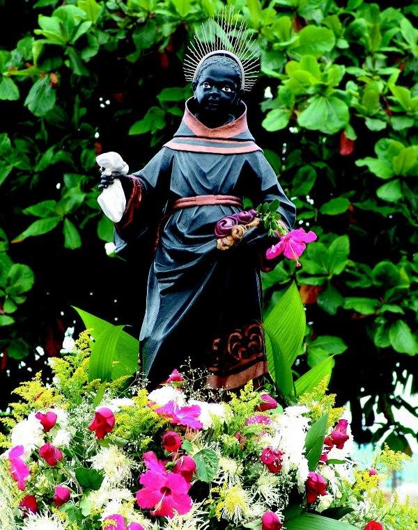 Festa de São Benedito na cidade de Tietê