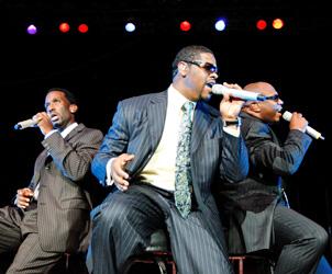 RESULTADO Promoção Boyz II Men no Brasil