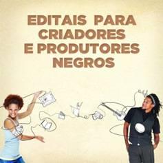 Capacitação Grátis:Prêmio Funarte de Arte Negra