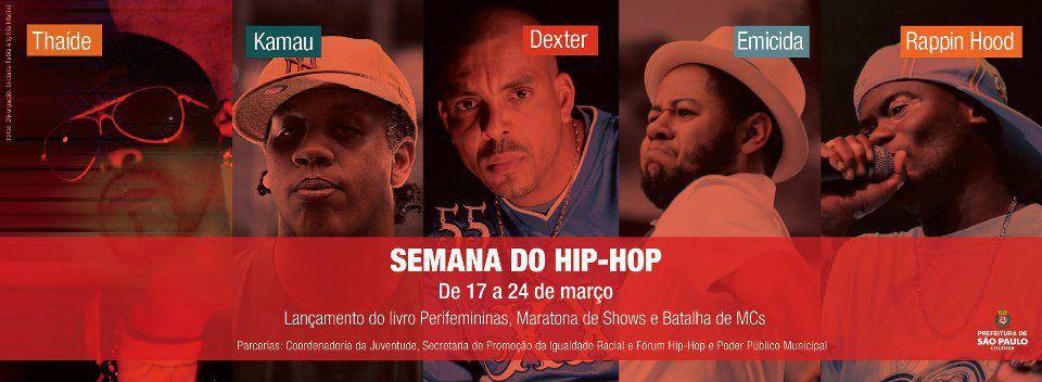 semana de hip hop